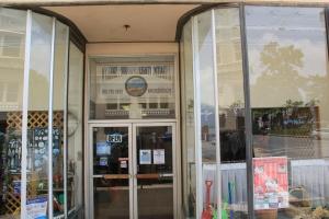 Mvskoke Food Sovereignty Initiative (MFSI) office in Okmulgee