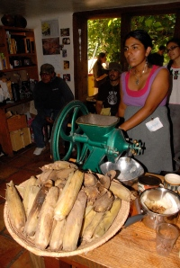 TNAFA corn grinding workshop