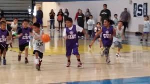 ZYEP basketball program. Photo courtesy of ZYEP