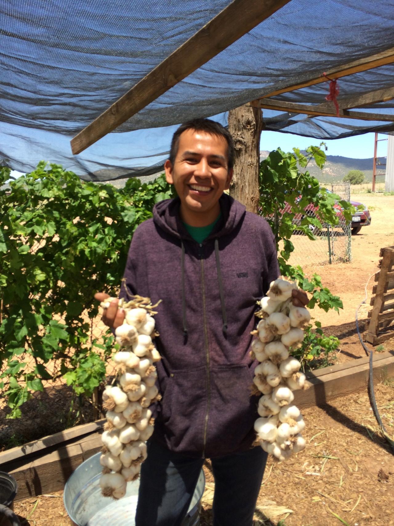 "Ndee Bikiyaa, ""The People's Farm,""  White Mountain Apache Tribe,AZ"