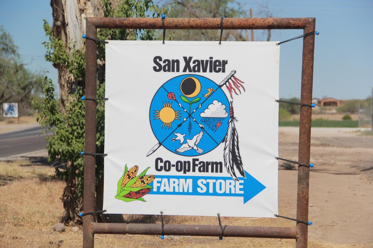San Xavier Co-op Farm, TucsonAZ