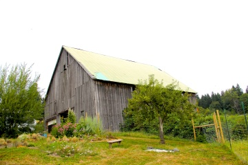 Bragget family barn. Photo by Angelo Baca