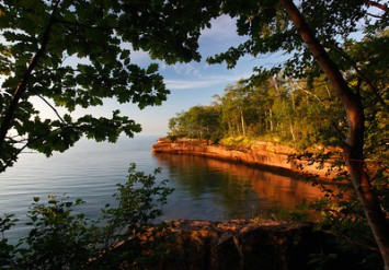 Madeline Island, described by some realtors as. Photo courtesy of Aaron C Jors