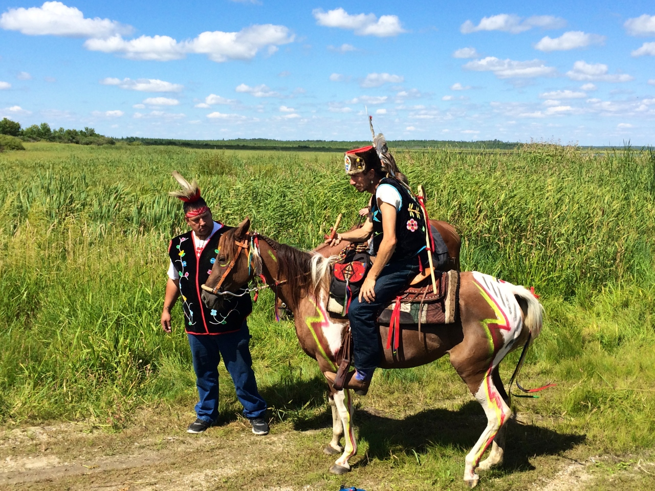 Honor The Earth, Pipeline Ride, Saving Minnesota's Water and Wild Rice