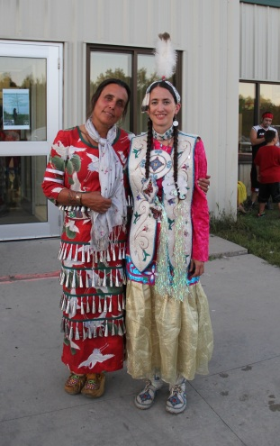 Dancing at the Rice Lake Powwow