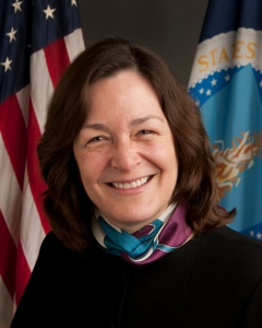 Leslie Wheelock. Photo courtesy of WXPR