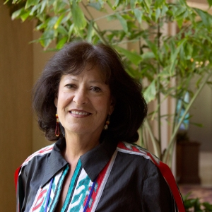 Professor Patty Loew. Photo courtesy of NAJA