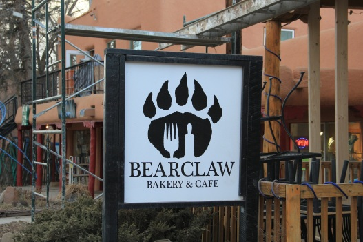 Bear Claw Cafe. Photo by Elizabeth Hoover