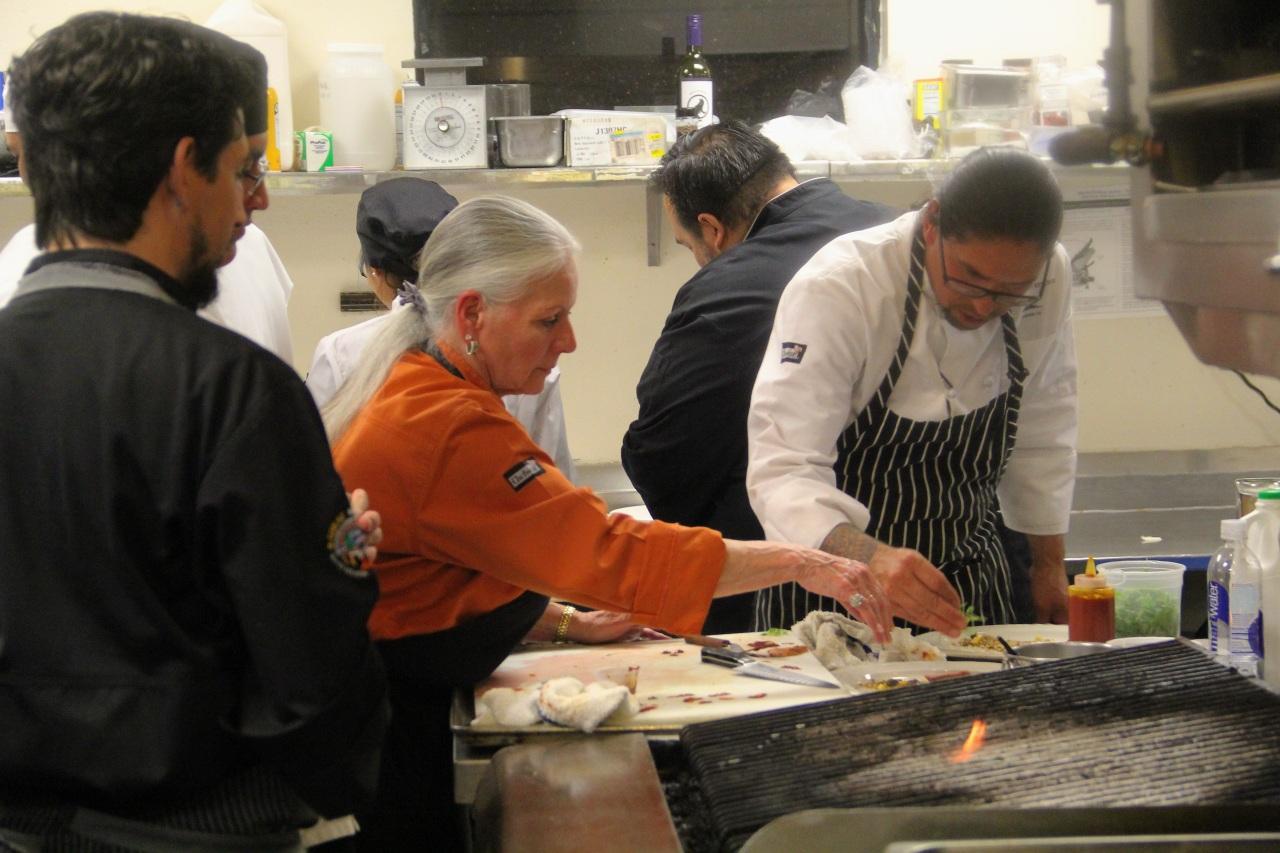 Native American Culinary Association (NACA) 2015 Indigenous FoodSymposium