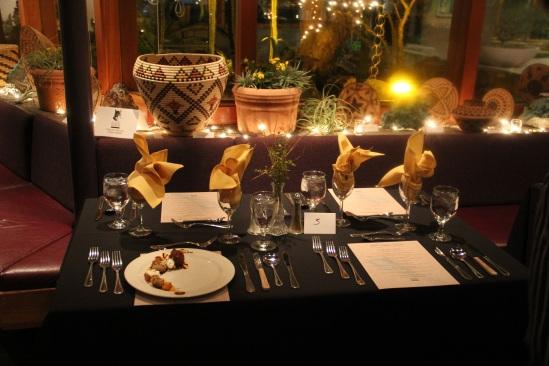 table,dessert