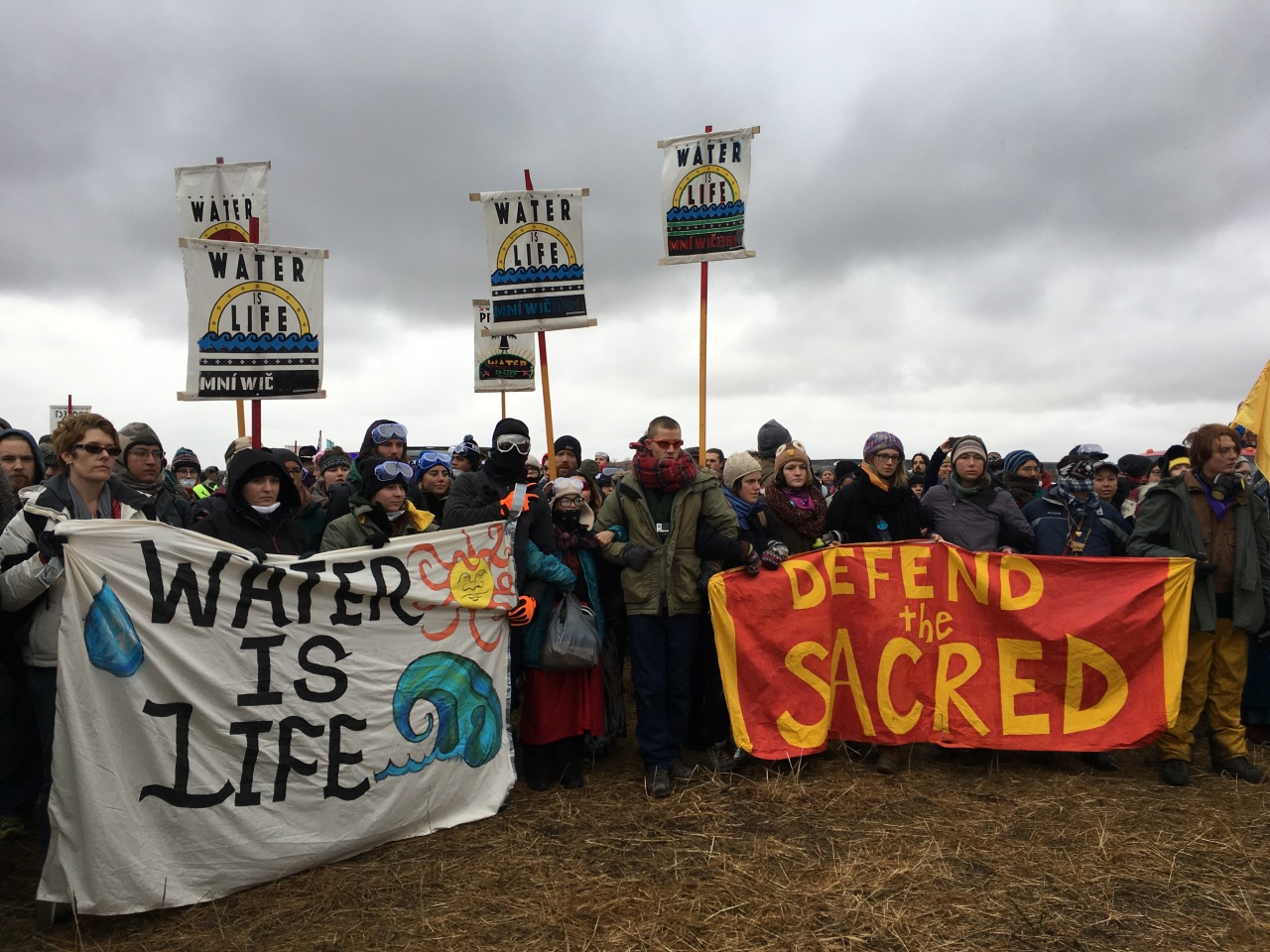 Feeding a Movement: The Kitchens of the Standing RockCamps
