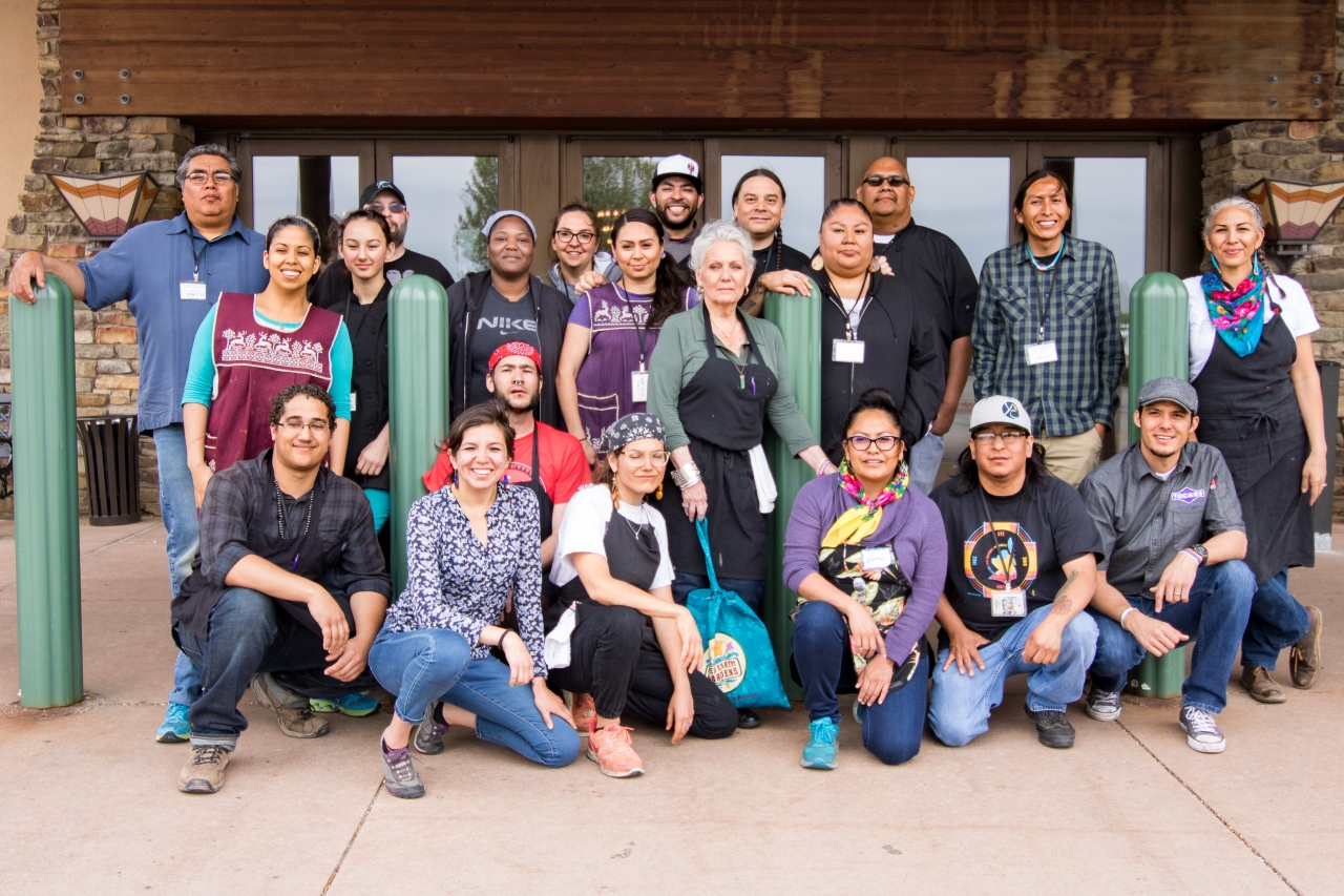Great Lakes Intertribal Food Summit, hosted on the Meskwaki Settlement, May 9-13 2018