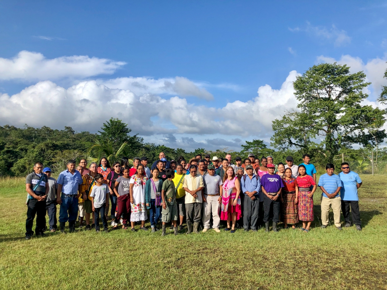 Traditional Native American Farmers Association (TNAFA) Trip to Belize to Connect with Mayan Farmers Part 1: The Uchben Kah Corn Conference